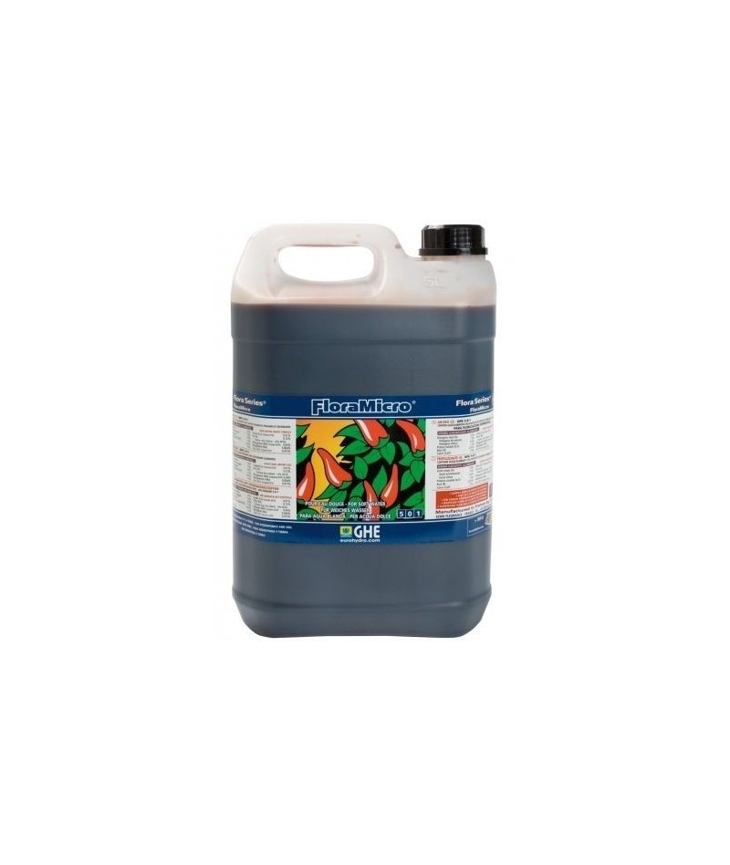GHE FLORAMICRO SOFTWATER - 5 L