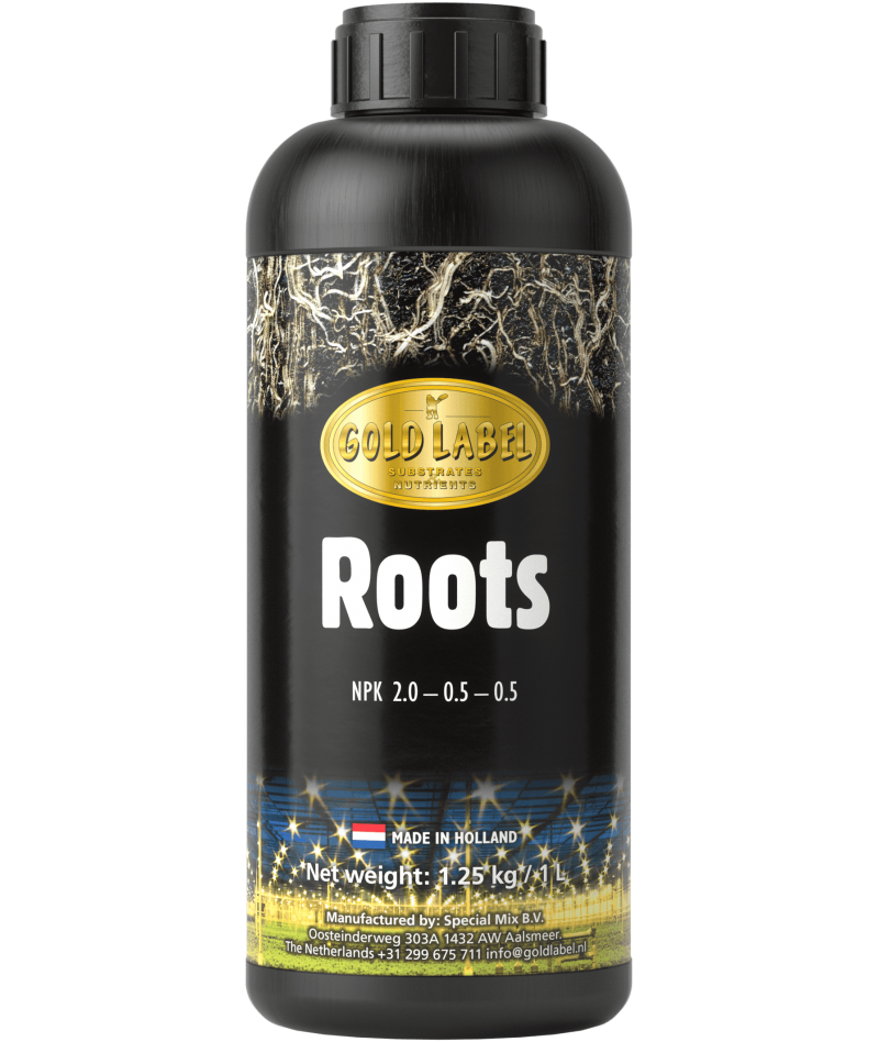 ROOTS 250 ML - GOLD LABEL